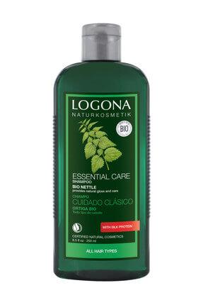 Logona Bakım Şampuanı - Isırgan Özlü 250 ml