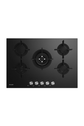 Arçelik OCD 725 D1WS Ankastre ocak Siyah Camlı 5 Gözlü