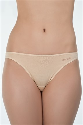 Kom Kadın Ten B.Super Tekli Bikini Külot 41BK10161TEN