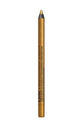 NYX Professional Makeup Altın Göz Kalemi - Slide on Eye Pencil Glitzy Gold 6 g 800897141332