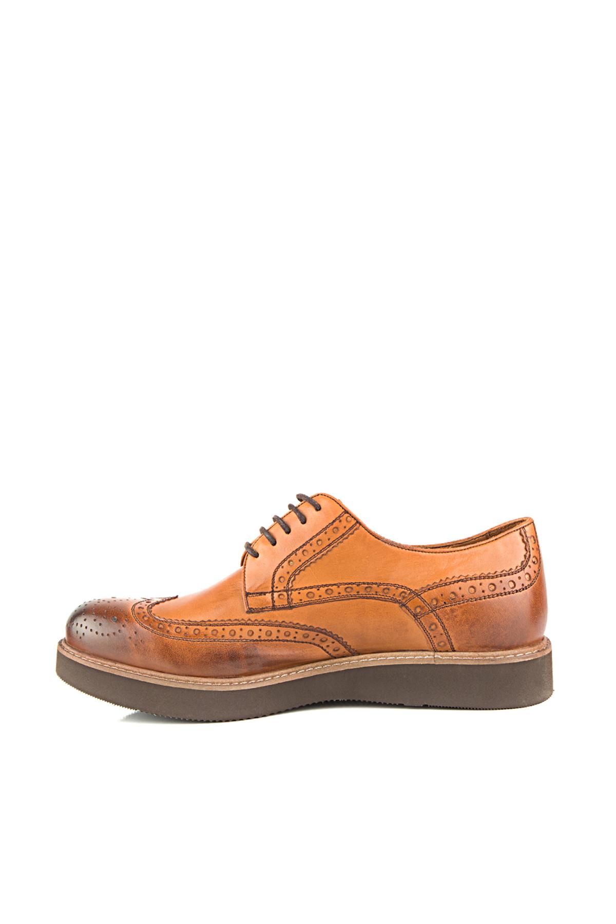 Twn Erkek Deri Taba Klasik Ayakkabı - 0Ef091382754-J01 2