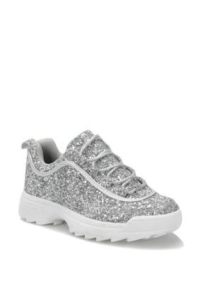 Butigo 19s-288 Gri Kadın Sneaker Ayakkabı 100372432