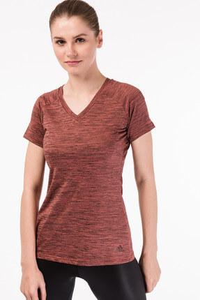adidas Kadın T-Shirt  - Freelift Tee  - CF4444