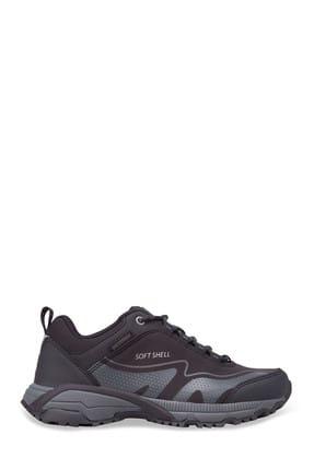 lumberjack Siyah Kadın Ayakkabı