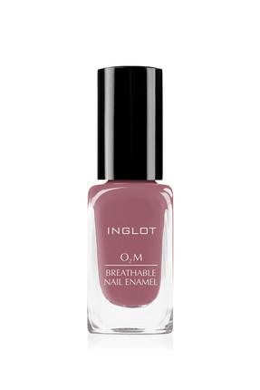 INGLOT Oje - O2M Breathable Nail Enamel What A Spice! 411 11 ml 5907587144118