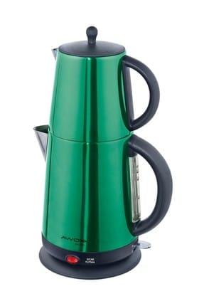 AWOX Demplus Çay Makinesi Yeşil