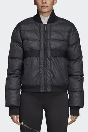 adidas Kadın Mont - Short Pad Jkt  - CZ3533