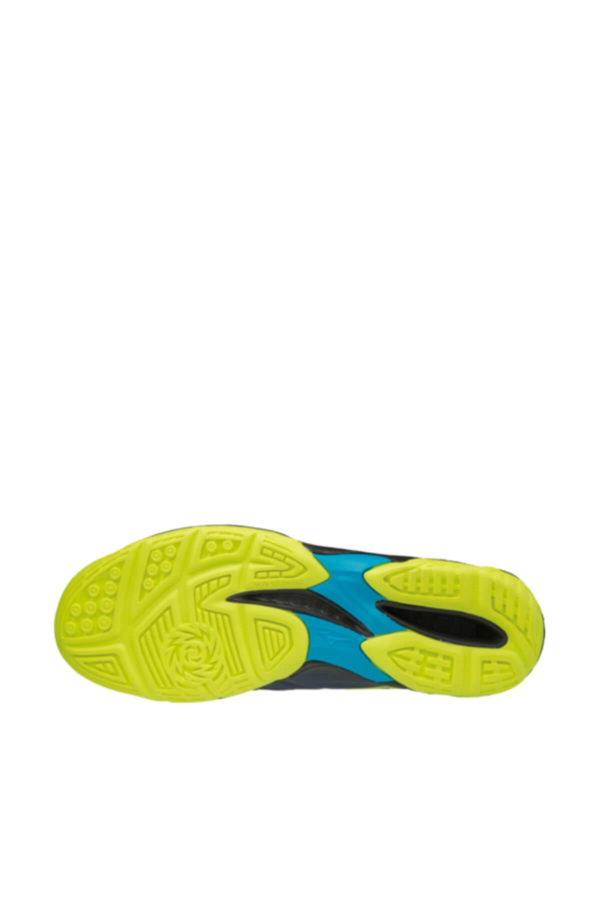 MIZUNO V1GA18754785Z Siyah Kadın Sneaker Ayakkabı 100468624 2
