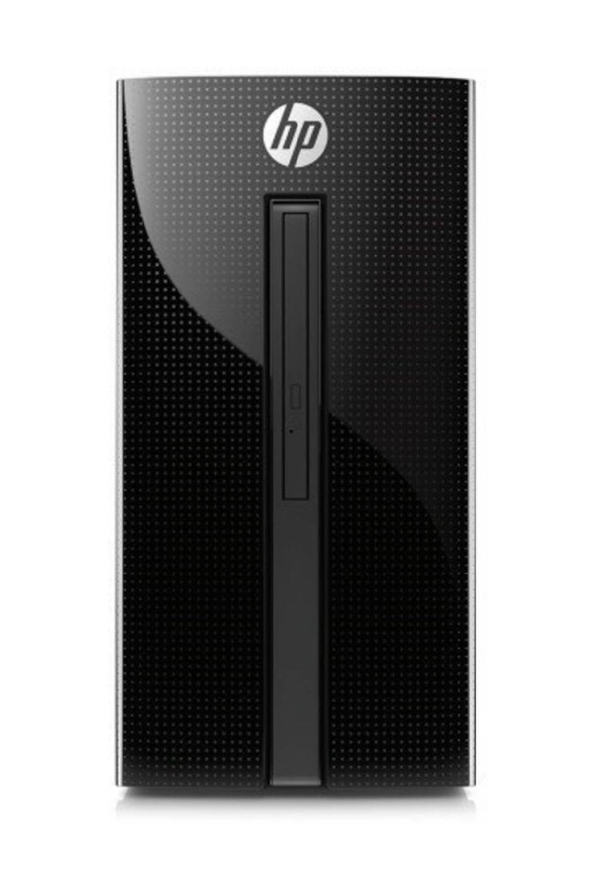 HP Desktop 460-P204NT 4XC09EA i3-7100T 4GB RAM 1TB HDD 2GB Radeon 520 Windows 10 Masaüstü PC 1