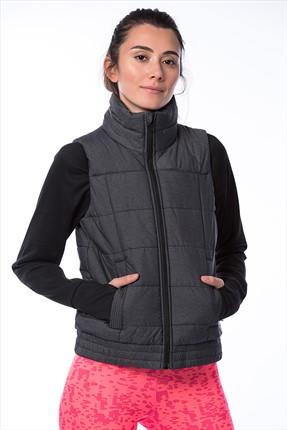 adidas Kadın Training Yelek - Ess Padded Vest - AA1357