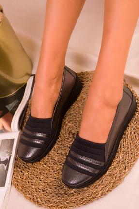 SOHO Platin Kadın Casual Ayakkabı 16203