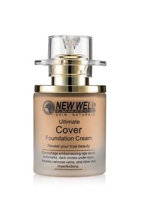 New Well Cover Şişe Fondöten 01 30 ml 8680923306810