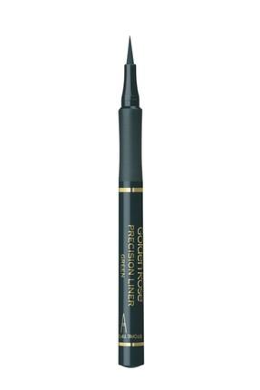 Golden Rose Yeşil Eyeliner - Precision Liner 8691190070236