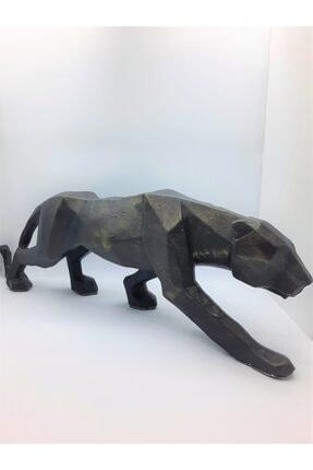 ŞENSESGRUP Jaguar Leopar Puma Dekor Ev Ofis Dekorasyonu Poliüretan Hediyelik