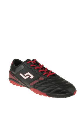 Jump Siyah Unisex Halı Saha Ayakkabısı 190 13808G