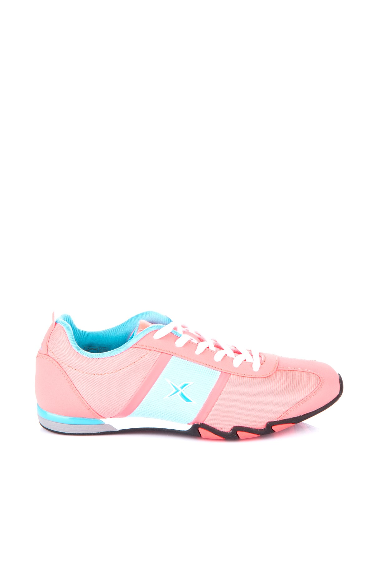 Kinetix 1235373 Fuşya Mavi Kadın Fitness Ayakkabısı 100180971 1