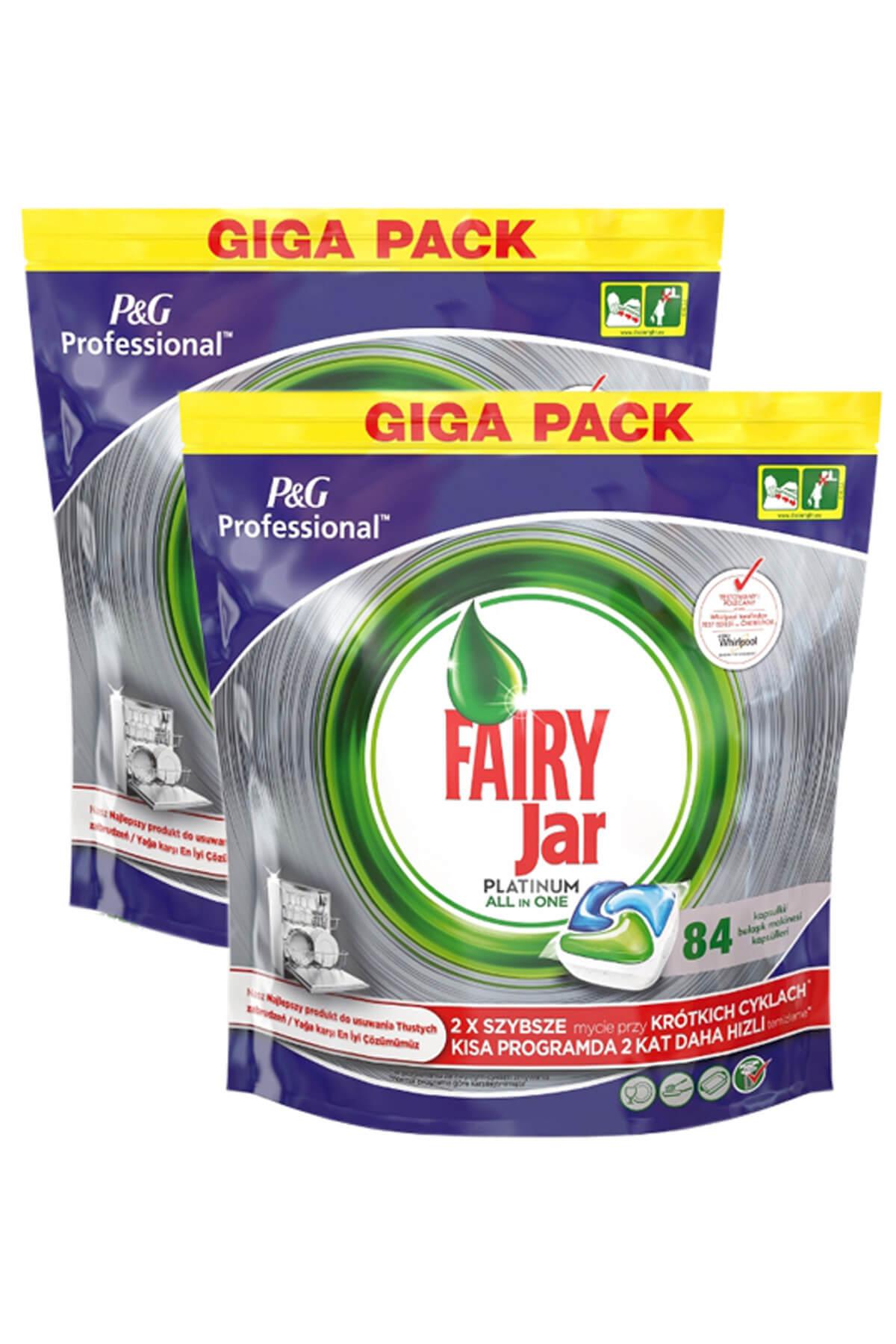 Fairy Jar Platinum Kapsül 84'lü  x 2 Adet 7777777174328 1