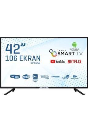"""ONVO OV42250 42"""" 106 Ekran Full HD Android Smart LED TV"""