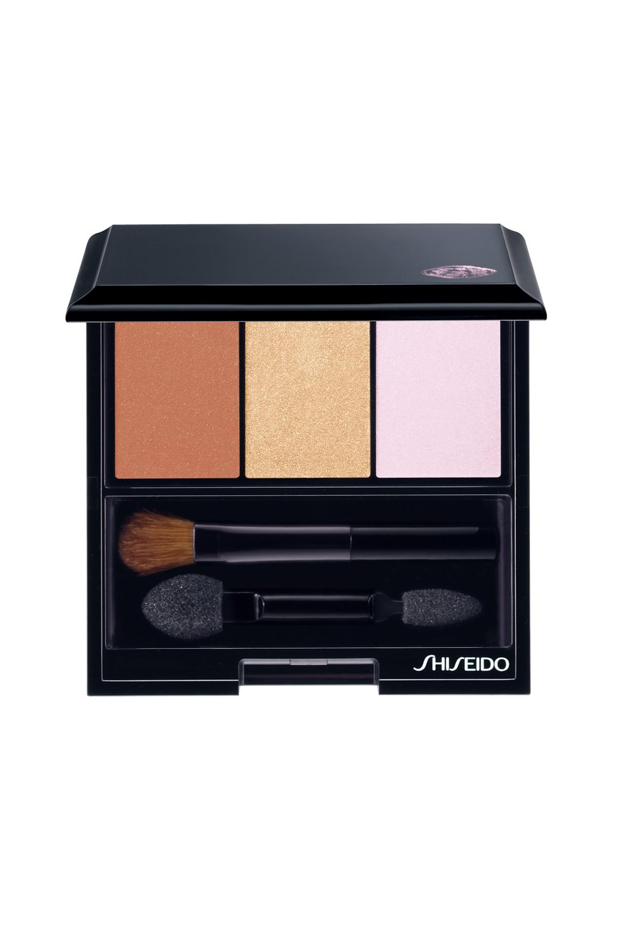Shiseido 3'lü Göz Farı - Luminizing Satin Eye Color Trio BR214 729238110700 2