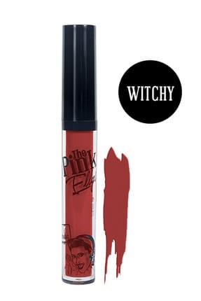 The Pink Ellys Likit Kalıcı Mat Ruj - Liquid Matte Lipstick Witchy 5 ml 8699900711110