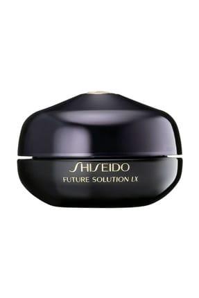 Shiseido Göz ve Dudak Çevresi Bakım Kremi - Future Solution LX Regenerating Eye&Lip Cream 17 ml 768614139225
