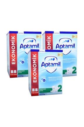 Aptamil Nutricia Aptamil 2 Devam Sütü 1200 kg 3 lü PAKET