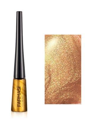 Farmasi Metalik Eyeliner - Metal Gold 02 4,5gr 8690131772574