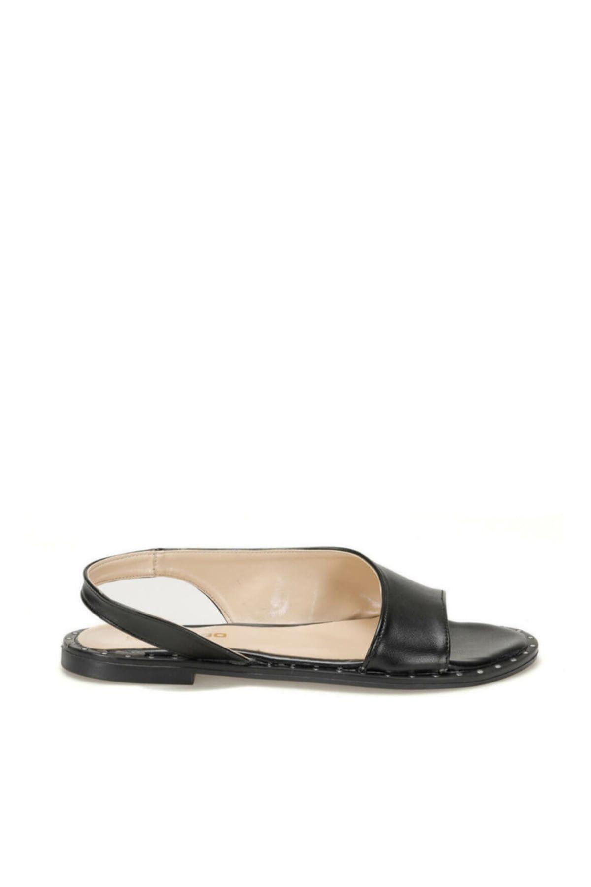 Butigo 19SF-160685Z CİLT Siyah Kadın Sandalet 100479924 2