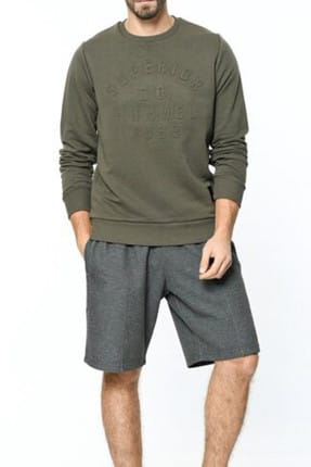 HUMMEL Erkek Sweatshirt - Hmlharos Sweat Shirt