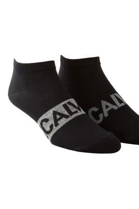 Calvin Klein Erkek Siyah Soket Çorap TUMYILECC373-99