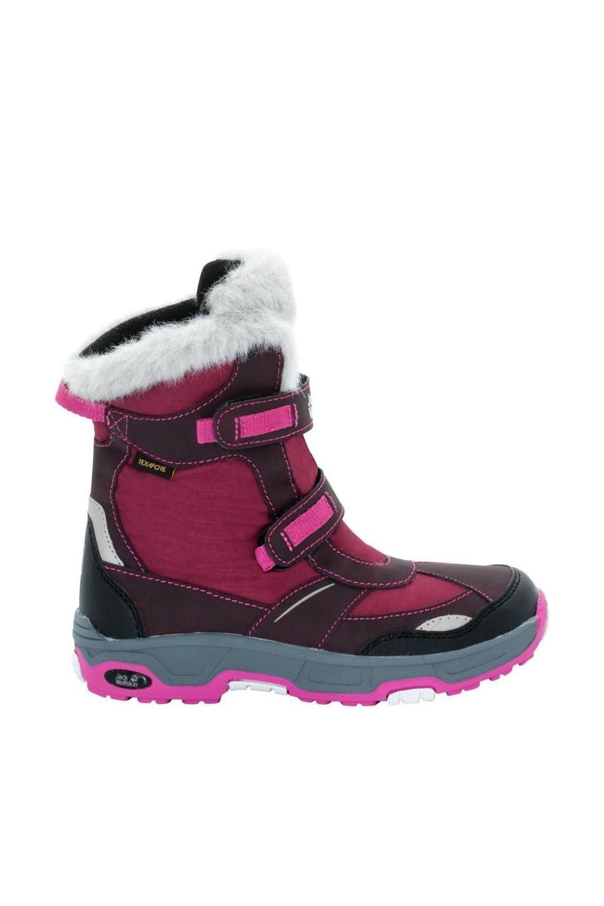 Jack Wolfskin Çocuk Outdoor Ayakkabı Girls Snow Flake 1