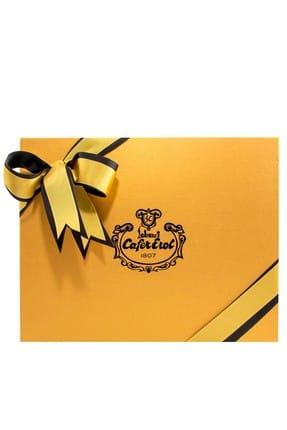 Şekerci Cafer Erol Spesiyal 24? Lü Altın Kutu Çikolata
