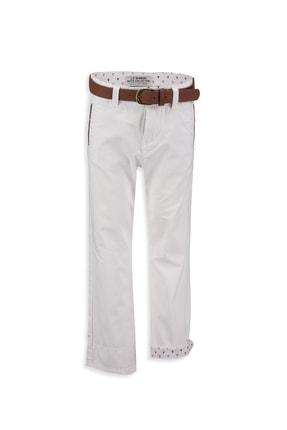 LC Waikiki Beyaz Dar Pantolon