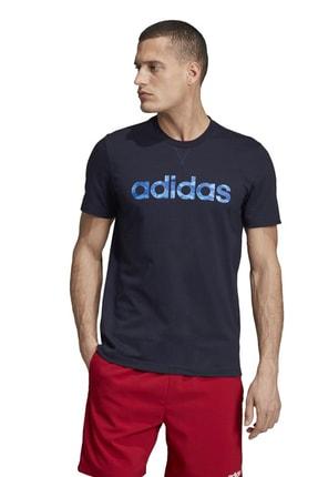 adidas E CAMO LIN TEE Erkek Tişört