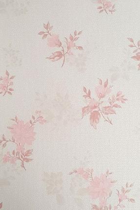 Flamingo Çiçek Desen Duvar Kağıdı (5 M²)  17401