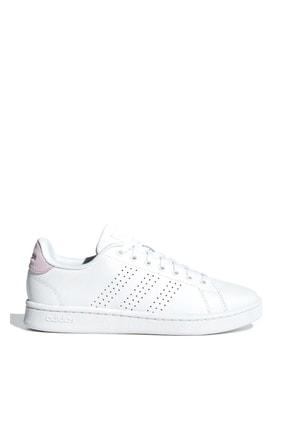 adidas ADVANTAGE Beyaz Kadın Sneaker Ayakkabı 100403642