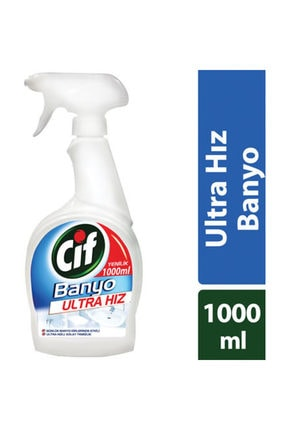 Cif Sprey Ultra Hız Banyo 1000 ml