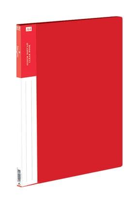 Faber Castell Faber-Castell Katalog (Sunum) Dosya 10 Lu Kırmızı 5075 110103