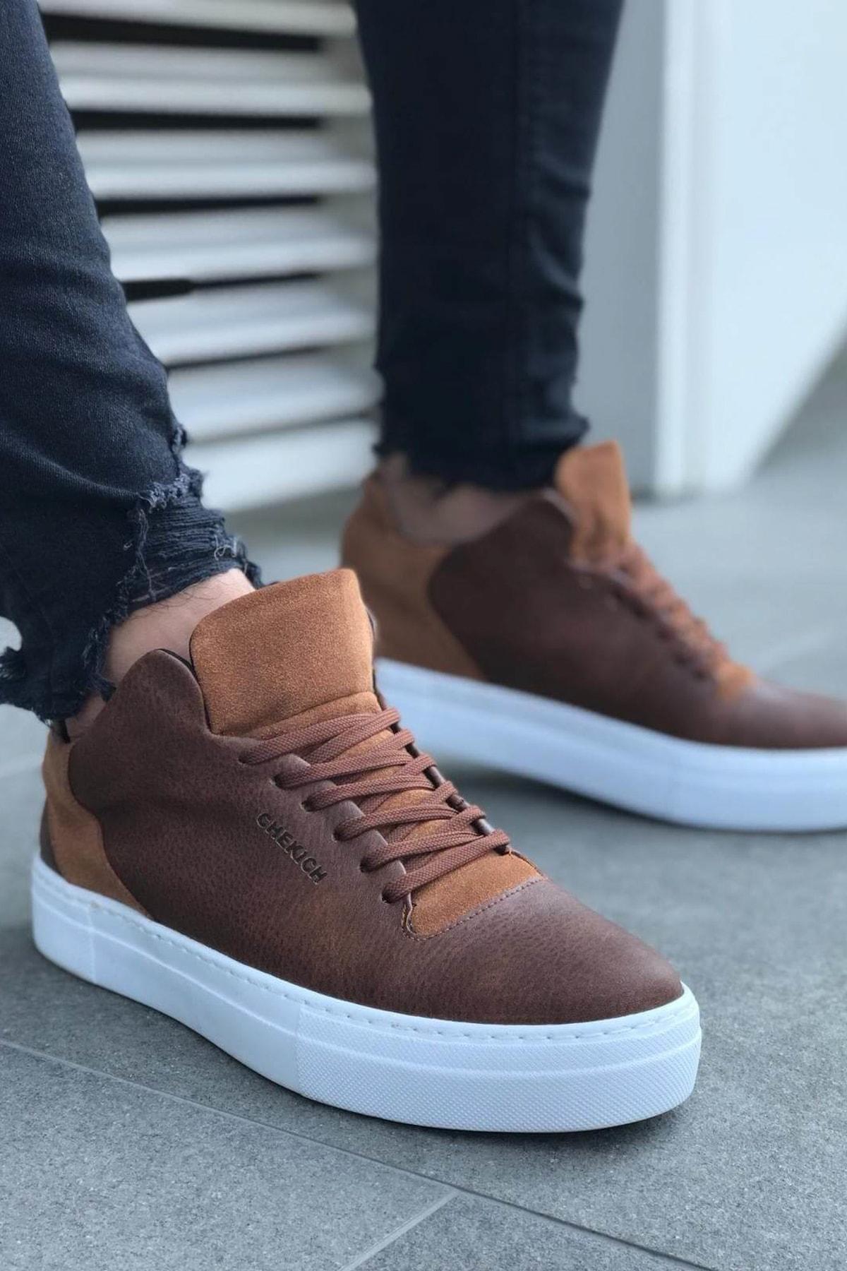 Chekich Taba Erkek Sneaker CH004 1