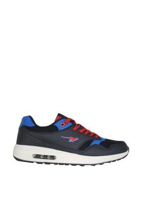 Cheta Stoke Lacivert Yazlık Günlük Yürüyüş Erkek Spor Ayakkabı