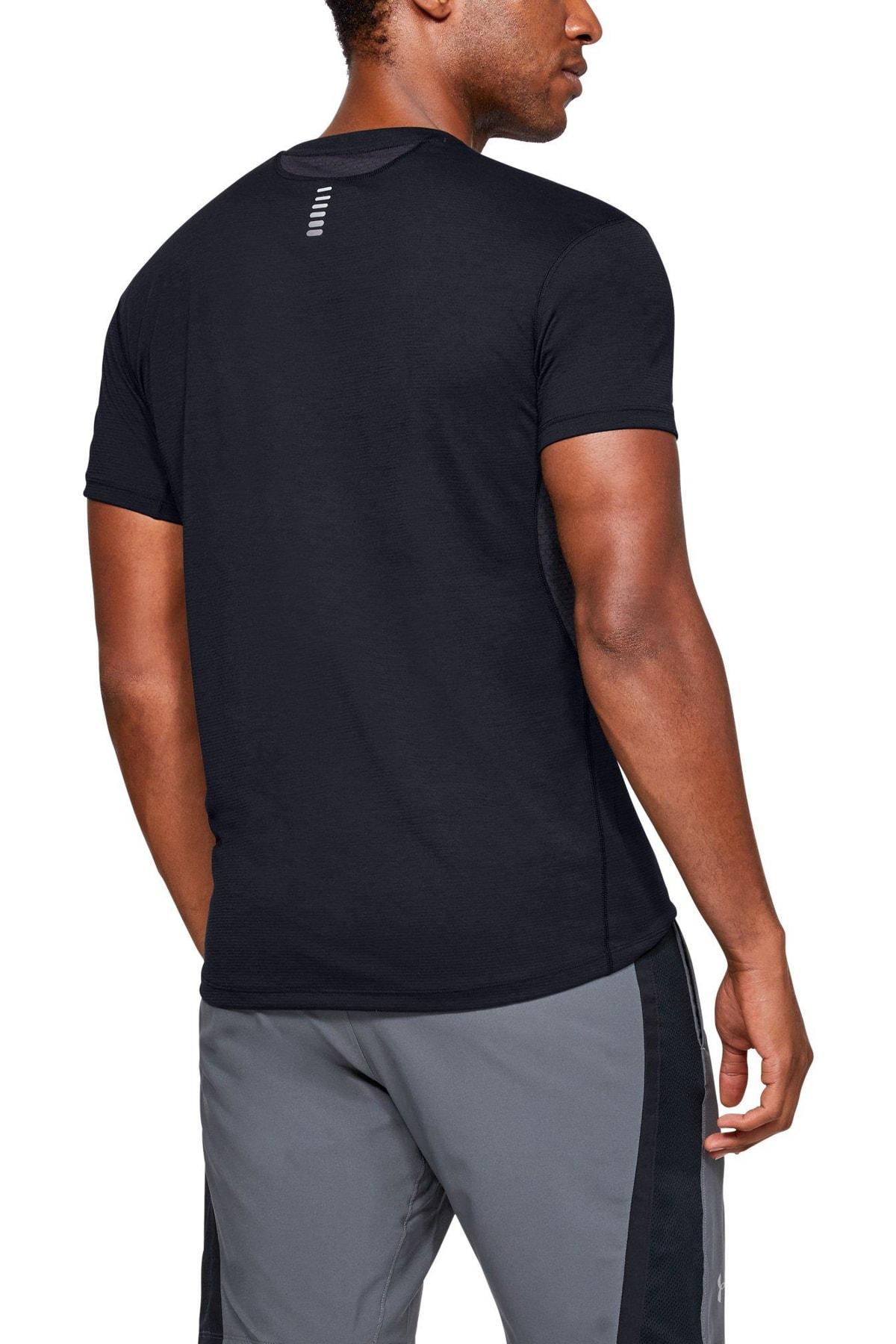 Under Armour Erkek Spor T-Shirt - UA STREAKER 2.0 SHORTSLEEVE - 1326579-001 2