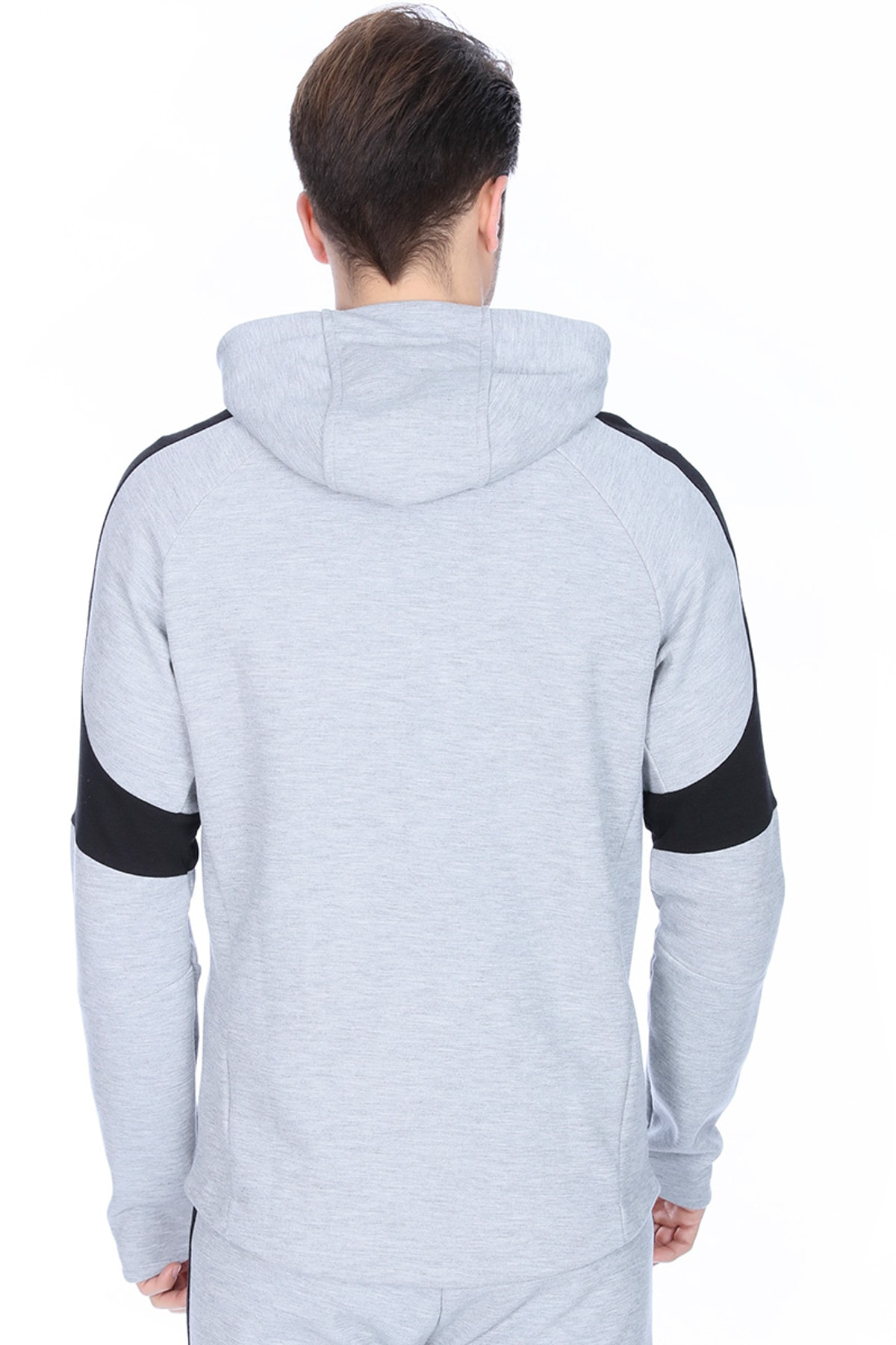 Sportive Erkek Antrenman Sweatshirt - 710511-GML 2