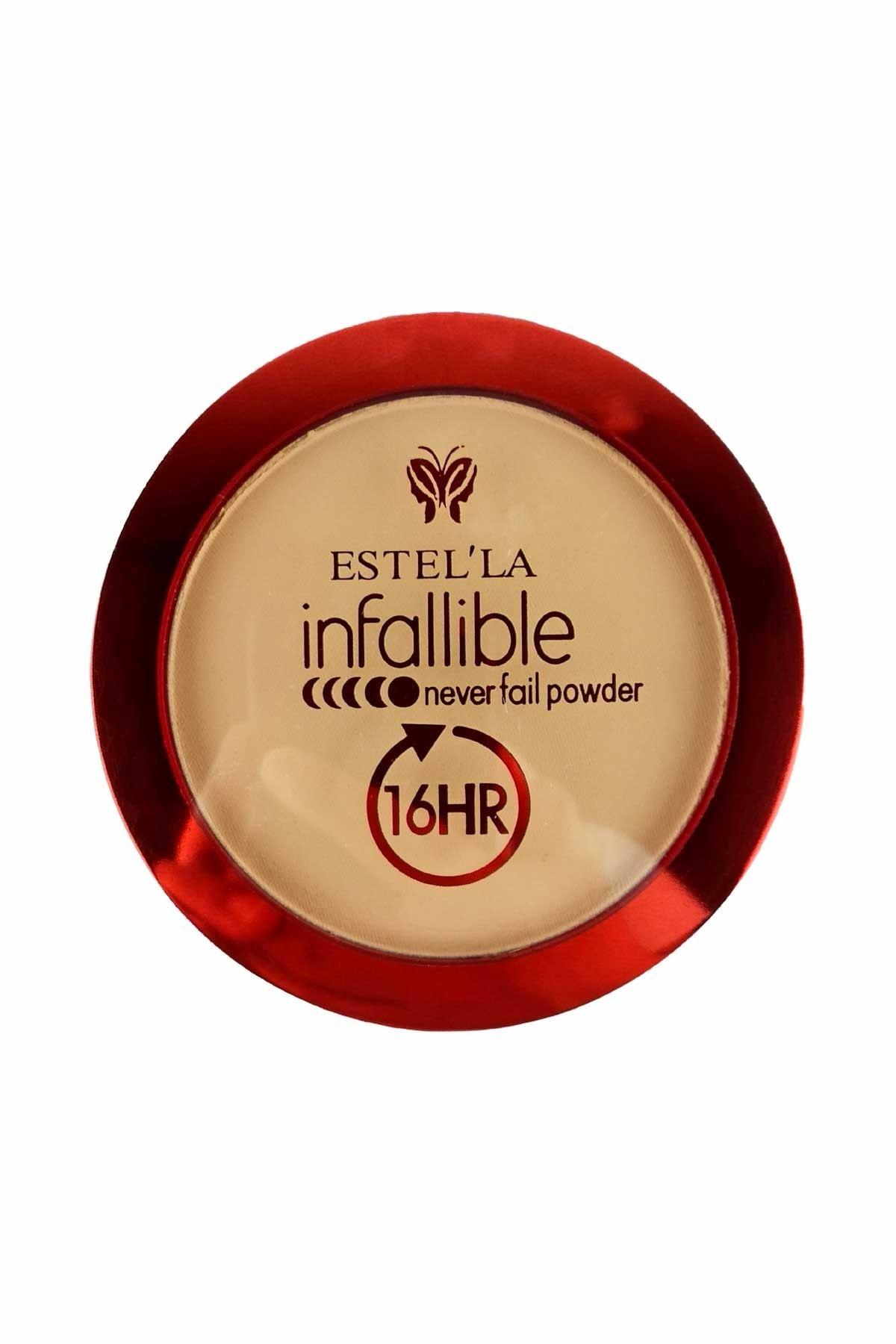 Estella Pudra - Infallible Powder No : 2 8682162500721 1