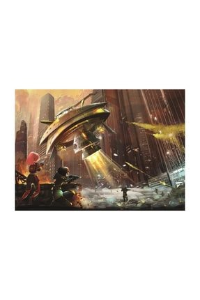 Anatolian Puzzle 200 Parça Uzay Savaşları 4531