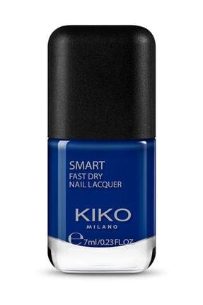 KIKO Smart Fast Dry Nail Lacquer 30 Oje
