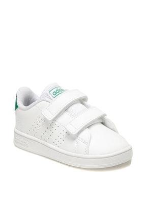 adidas ADVANTAGE I Beyaz Erkek Çocuk Sneaker Ayakkabı 100481638