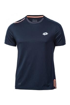 Lotto T-Shirt Erkek Siyah-Bryan Iv Tee-S6108