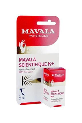 Mavala Scientifique K+ Pro Keratin Tırnak Sertleştirici 2 ml 7618900995611