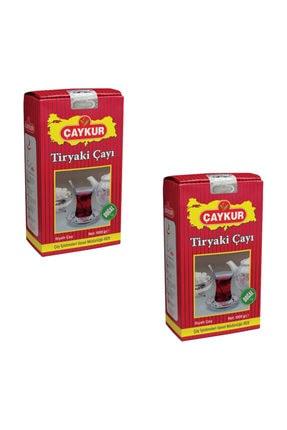 Çaykur Tiryaki Çayı 1000 Gr X 2 Adet = 2 Kg