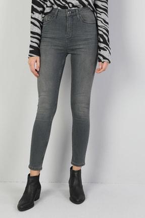 Colin's Gri Kadın Pantolon CL1045947